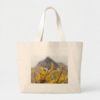 Mountain of Leaves Jumbo Tote Bag