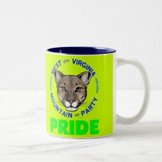 """""""Mountain Party Pride""""  15oz. mug"""