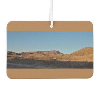 Mountain Photo Car Air Freshener