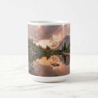 Mountain Pond mugs