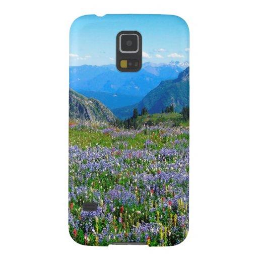 Mountain Purple Heather Haze Samsung Galaxy Nexus Case