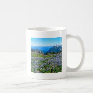 Mountain Purple Heather Haze Coffee Mug
