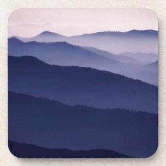 Mountain Purple Majesty Sequoia Park Californi Coaster