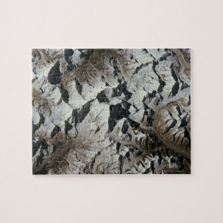 Mountain Range on Earth Jigsaw Puzzle