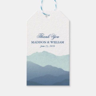 Mountain Range Wedding