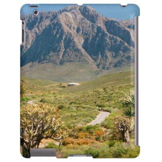 Mountain Range, Worcester Nature Reserve iPad Case