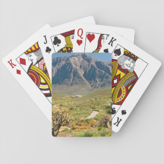 Mountain Range, Worcester Nature Reserve Playing Cards
