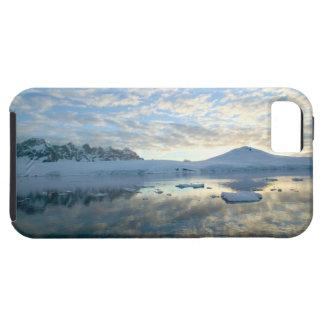 Mountain Ranges around Port Lockeroy iPhone 5 Case