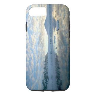 Mountain Ranges around Port Lockeroy iPhone 7 Case