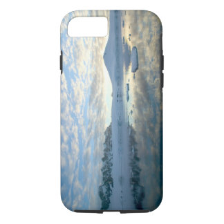 Mountain Ranges around Port Lockeroy iPhone 8/7 Case