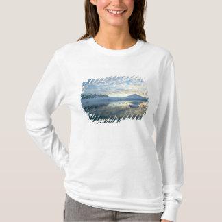 Mountain Ranges around Port Lockeroy T-Shirt
