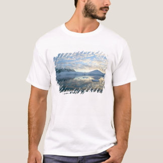 Mountain Ranges around Port Lockeroy T-Shirt