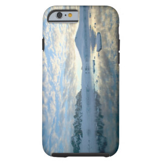 Mountain Ranges around Port Lockeroy Tough iPhone 6 Case