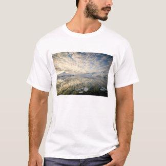Mountain Ranges around Port Lockeroy with T-Shirt