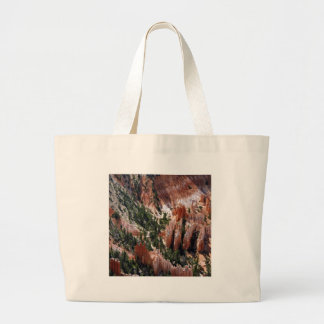Mountain Red Canyon Tote Bags