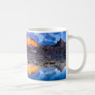 Mountain reflection, California Coffee Mug