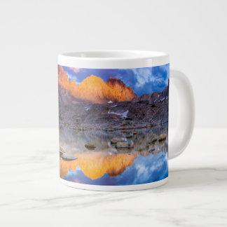 Mountain reflection, California Giant Coffee Mug