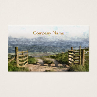 MOUNTAIN ROAD BUSINESS CARD