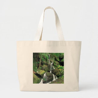 Mountain Roaring Fork Smoky Tennessee Tote Bags