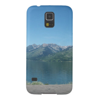 Mountain serenity galaxy s5 cover