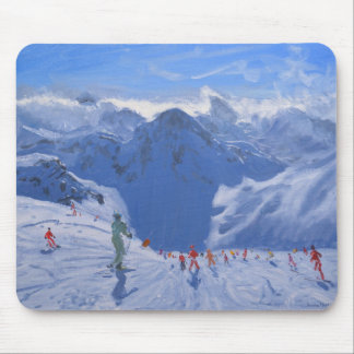 Mountain Shadow 2009 Mouse Mat