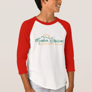 Mountain Shadows Kids' Baseball Tee