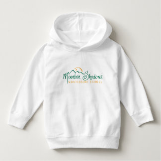 Mountain Shadows Toddler Hoodie