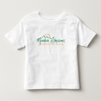 Mountain Shadows Toddler Short Sleeved Tee