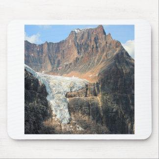 Mountain Snow Ice Cream Mousepads