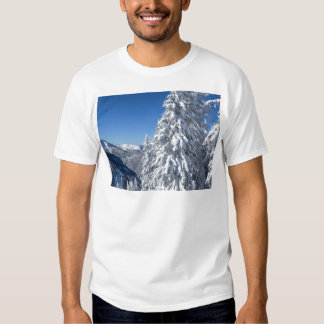Mountain Snowscape Shirt