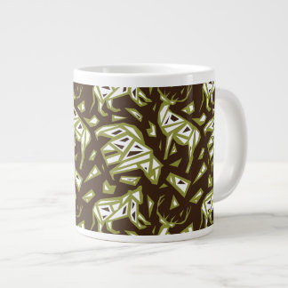 Mountain Spirit Animals Mug - Bear - Elk - Cougar