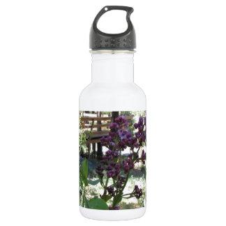 Mountain Spring Purple Lilacs 532 Ml Water Bottle