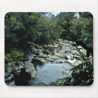 Mountain Stream, Fiordland National Park, South Is Mouse Pads