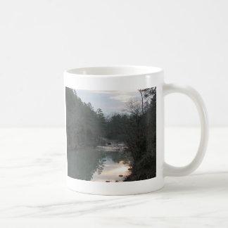 Mountain stream mug