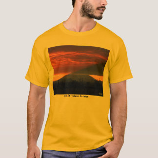 Mountain Sunrise, Mt.St Helens Sunrise T-Shirt
