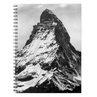 Mountain Top | Spiral Notebook