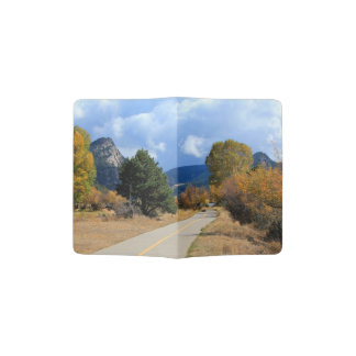 Mountain Trail 1 Passport Holder