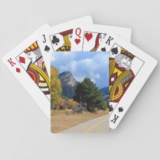 Mountain Trail 1 Playing Cards