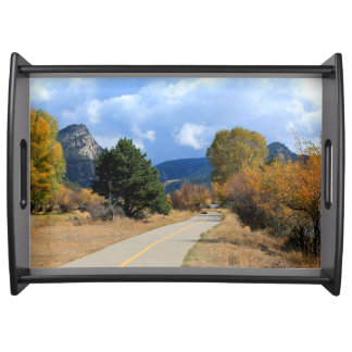 Mountain Trail 1 Serving Tray