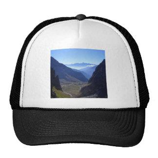 Mountain Trail Through To Heaven Trucker Hat