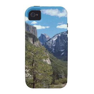 Mountain Valley Vista Yosemite iPhone 4/4S Cover