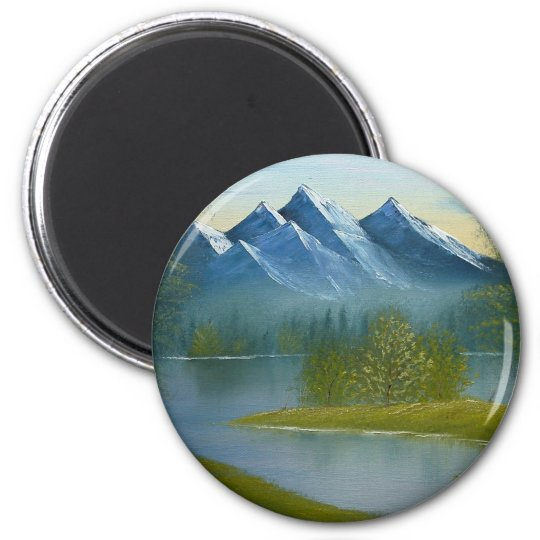 Mountain View Magnet