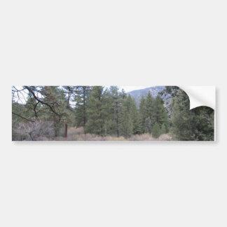 Mountain Views Bumper Stickers
