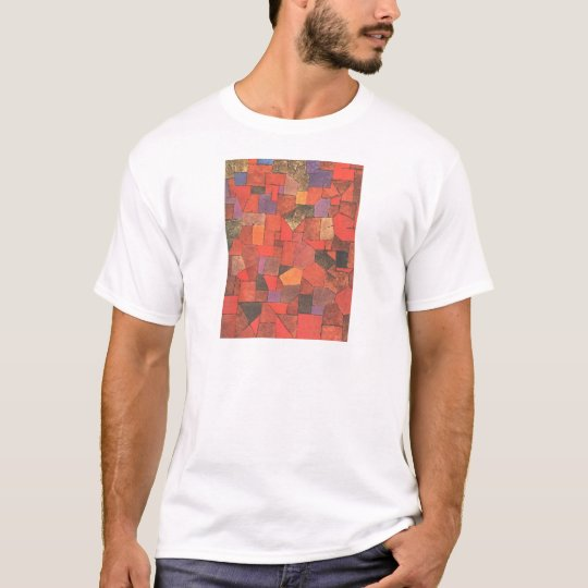 Mountain Village (Autumnal) by Paul Klee T-Shirt