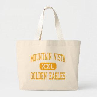 Mountain Vista - Golden Eagles - Highlands Ranch Tote Bags