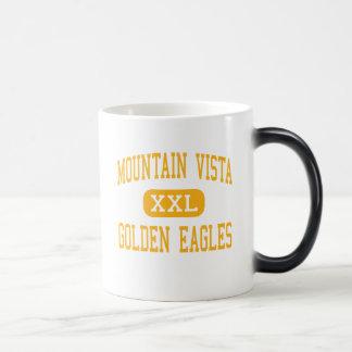 Mountain Vista - Golden Eagles - Highlands Ranch Morphing Mug