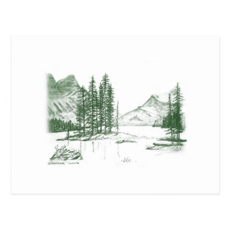 Mountain Voice Postcard