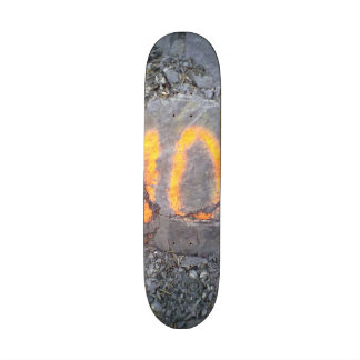 Mountain wall number 10 skateboard decks