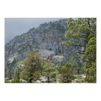 Mountain Wall Pack Of Chubby Business Cards