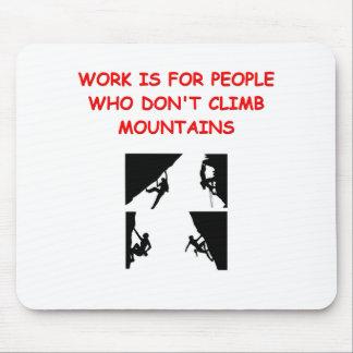 mountaineering mousepads